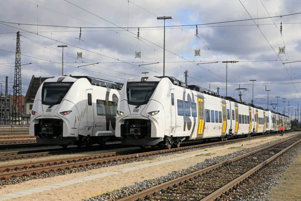 © Deutsche Bahn AG Uwe Miethe